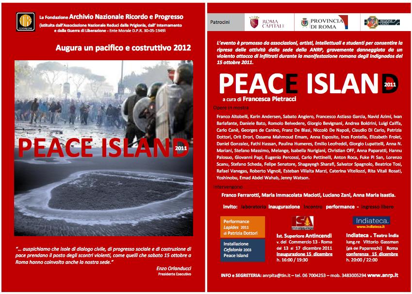 PEACE ISLANDOK